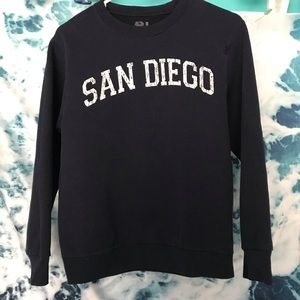 Sweaters - San Diego Sweatshirt